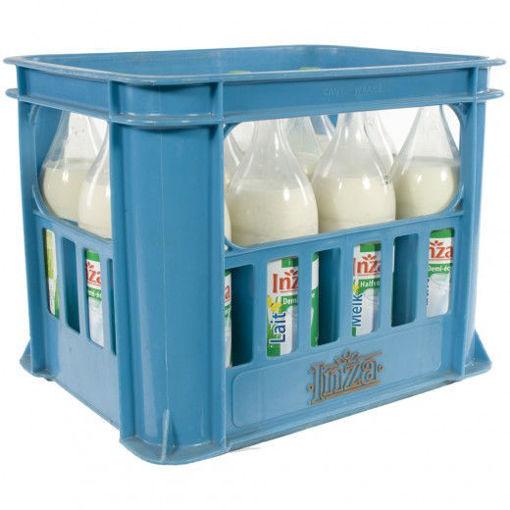 Afbeeldingen van Inza Halfvolle melk 12x1L