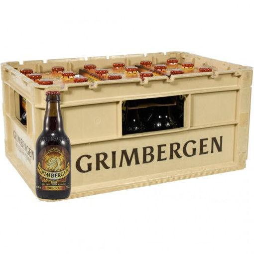 Picture of Grimbergen Dubbel 24x33CL