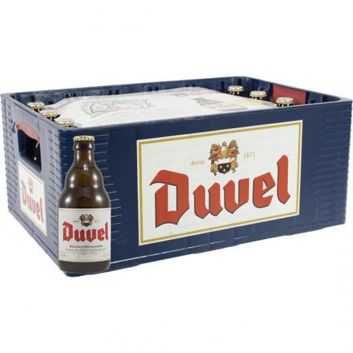 Picture of Duvel 24x33CL