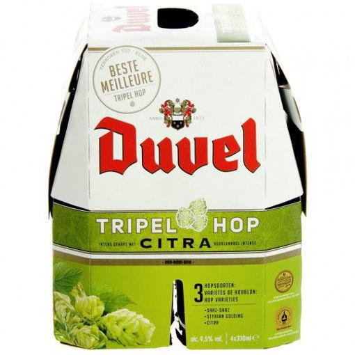Picture of Duvel Tripel Hop 4x33CL