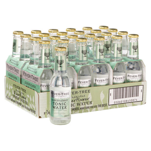 Afbeeldingen van Fever-Tree Elderflower 24x20CL