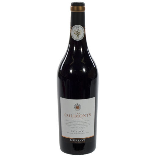 Picture of LES COLIMONTS ROOD 75CL