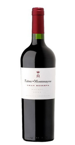 Picture of FABRE MALBEC RESERVADO MONTMAY