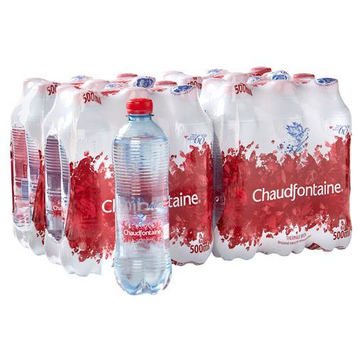 Afbeeldingen van Chaudfontaine Bruisend water 24x50CL PET