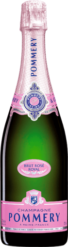 Picture of POMMERY CHAMPAGNE ROSE ETUI 75CL